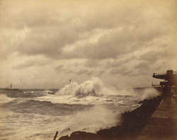 Colombo in the breaking of the N.W. Monsoon